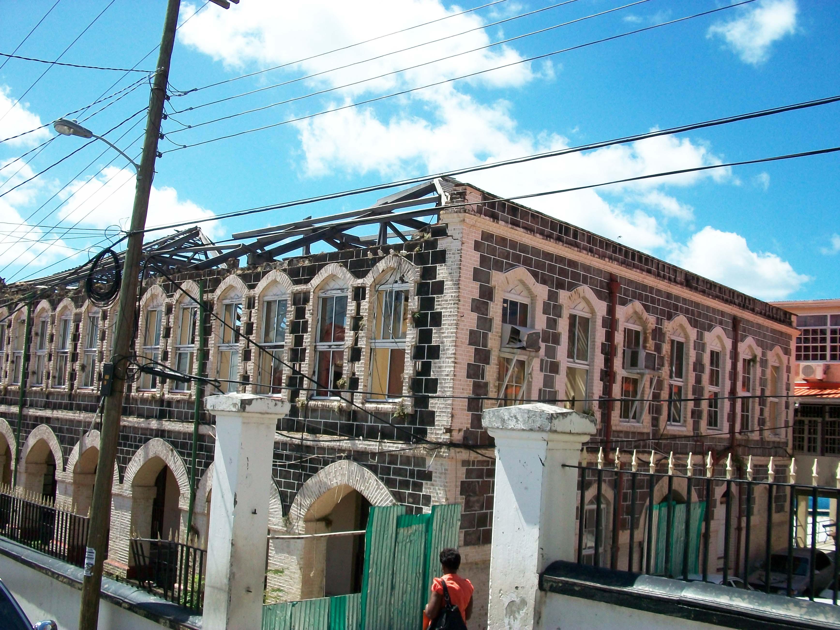 February 2011 Grenada National Archives